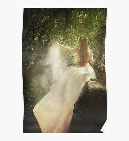 Faerie Dust Poster Poster