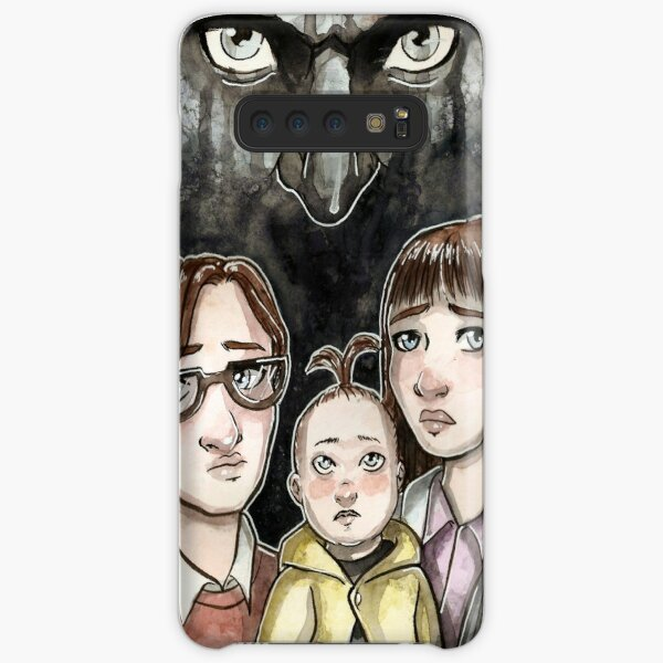 Look Away... Samsung Galaxy Snap Case