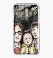 Look Away... iPhone Case/Skin