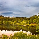 Loch Drunkie 1 by Chris Clark