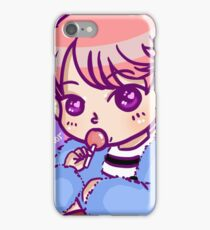 SPRINDGAY FlowerBlossom - Jimin BTS  iPhone Case/Skin