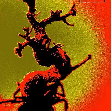 bonsai tree by soulexperience