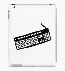Keyboard computer iPad Case/Skin