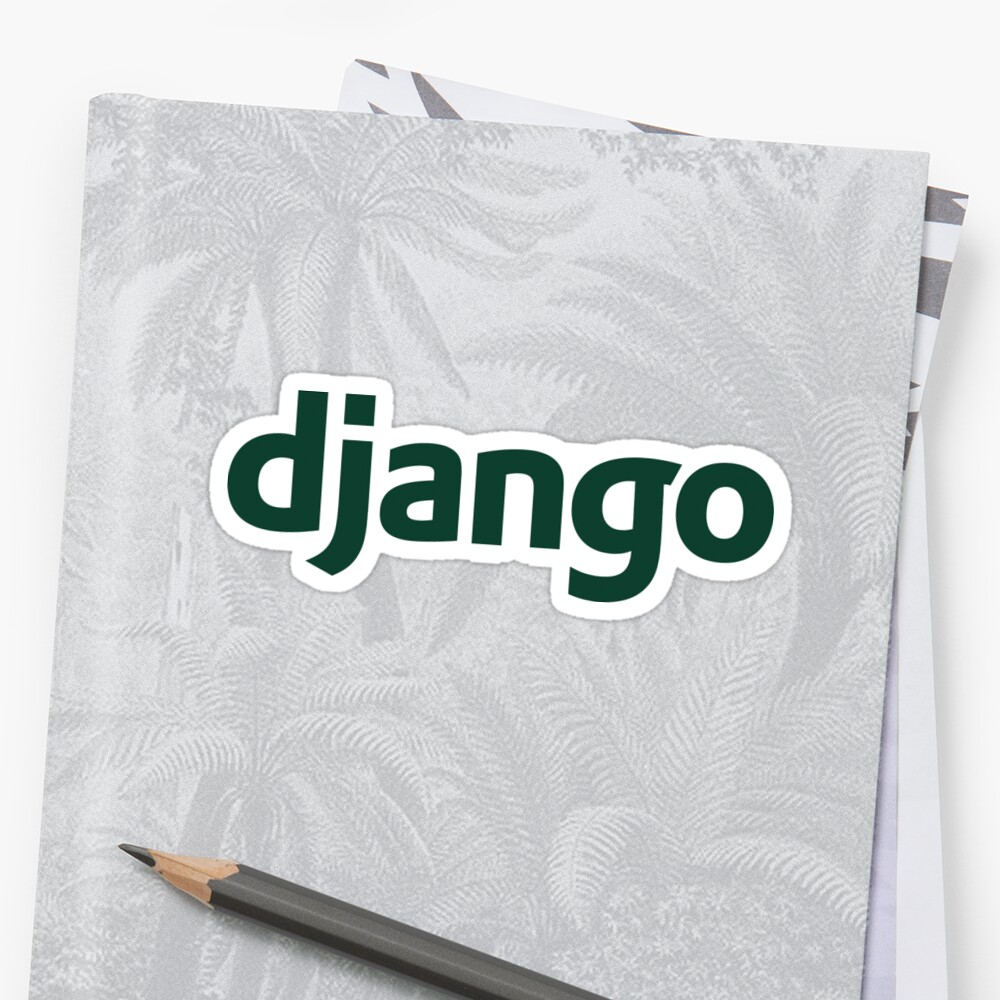 Django by Stickers and More