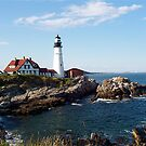 Portland Head Light by Jason Helton