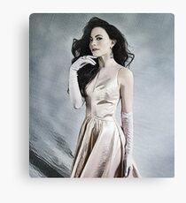 Lovely Lara Canvas Print