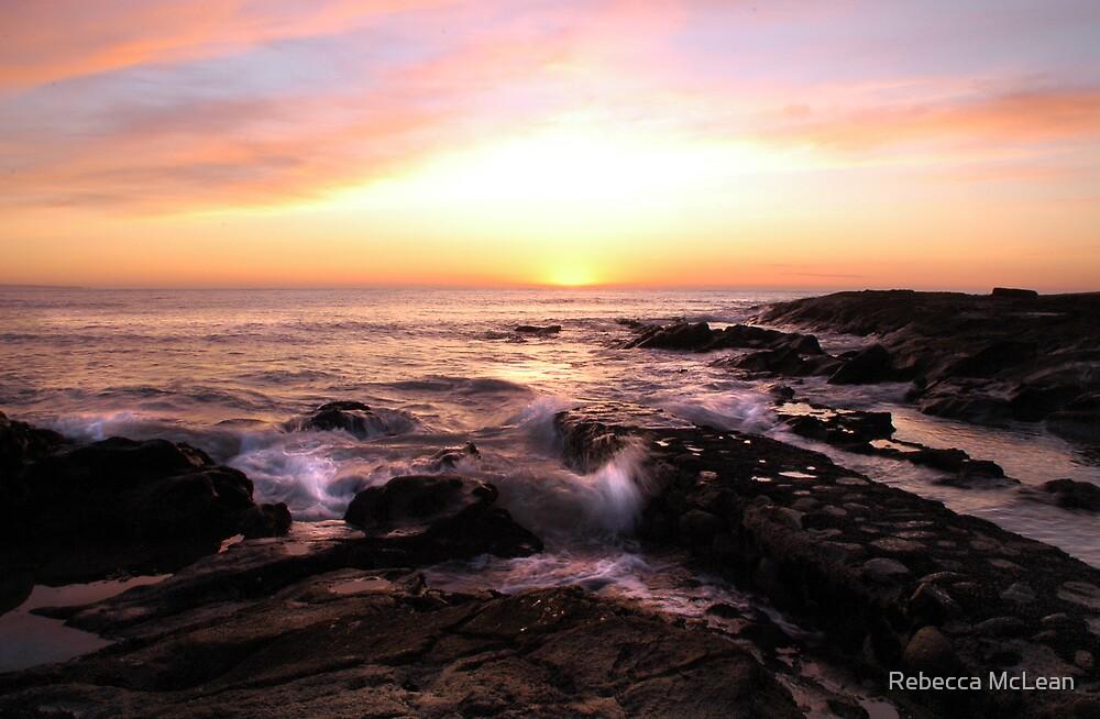 Sunrise 9-9-07 by Rebecca McLean