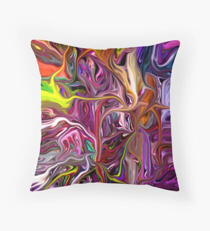 Vigor Throw Pillow