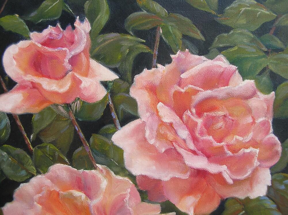 Roses by avocado