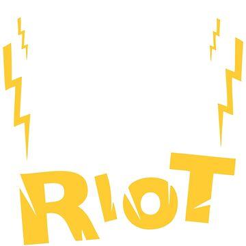 I Predict A Riot by BukanARTis