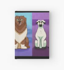 Warrior Cats but Dogs Hardcover Journal