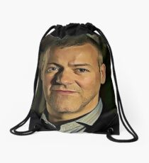The Handsome DI Drawstring Bag