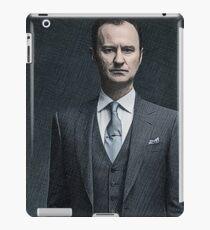 Magic Mycroft iPad Case/Skin