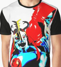 Ancient Spirits of Evil... Graphic T-Shirt