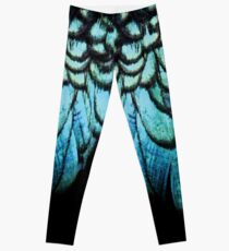 feathery necklace Leggings