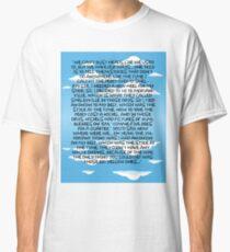 Strike breaker raging abe simpson Classic T-Shirt