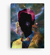 Bill Nye the Interdimensional Guy Canvas Print