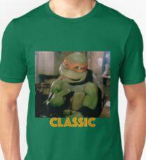Old school turtle Unisex T-Shirt