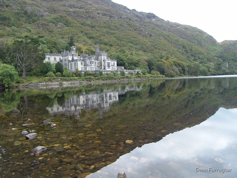 KYLEMORE ABBEY by Sean Farragher