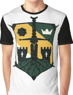 Knights Emblem Graphic T-Shirt