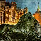 Lion of London by LudaNayvelt