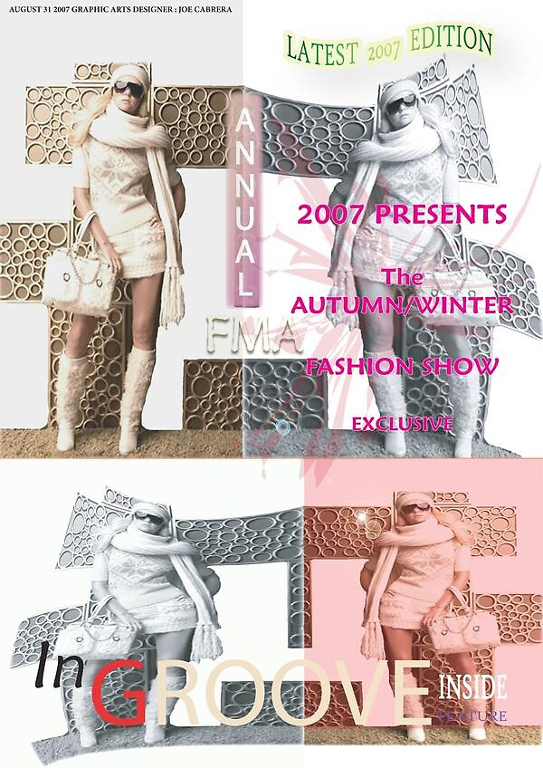 FMA fashion autumn/winter show  by Nejemias