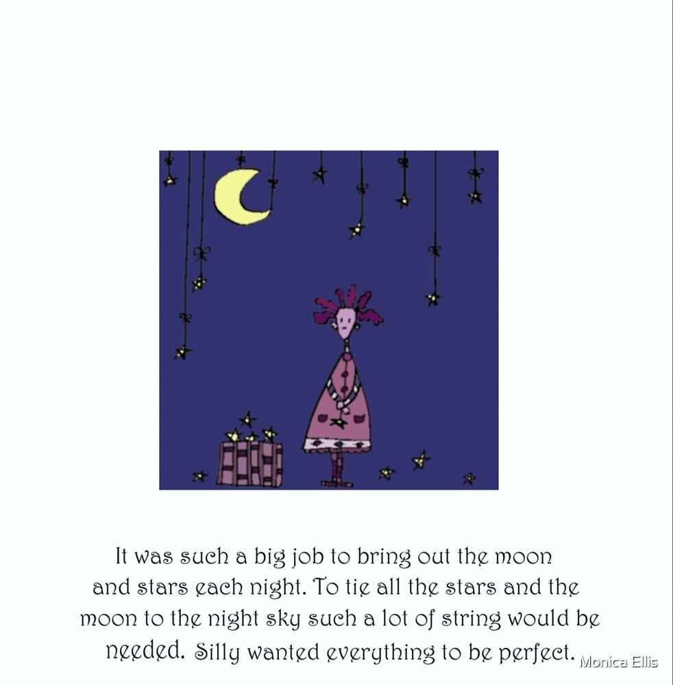 A Night Of Silly by Monica Ellis