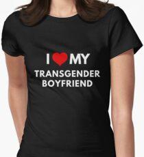 I Love My Transgender Boyfriend T-Shirt