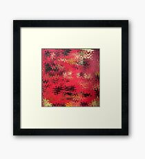 Abstract 588 Framed Print