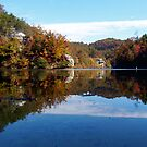 Fall Lake by Jason Helton