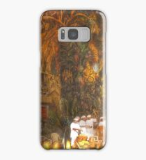 The Past Alive in the Present in Ghana Fine Art Poster Samsung Galaxy Case/Skin