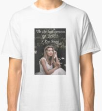 Zoe Sugg - Be The Best YOU  Classic T-Shirt