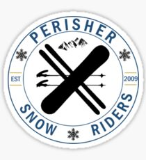 PSR Alternate Logo Sticker