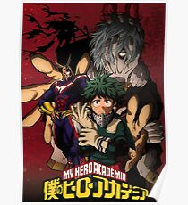 Boku no Hero Academia Poster 2 Poster