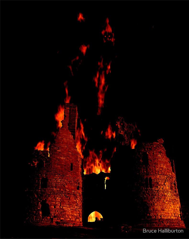 Inferno by Bruce Halliburton
