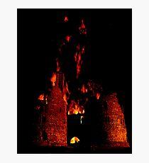 Inferno Photographic Print
