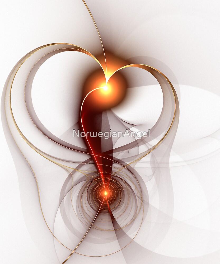 Warming My Heart by NorwegianAngel