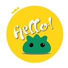 The Hello guy :) by Axel Savvides