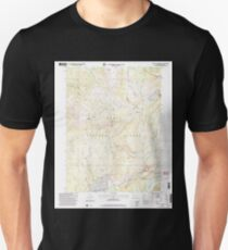 USGS TOPO Map Colorado CO Farwell Mountain 232987 2000 24000 T-Shirt