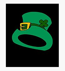 Leprechaun Hat Photographic Print