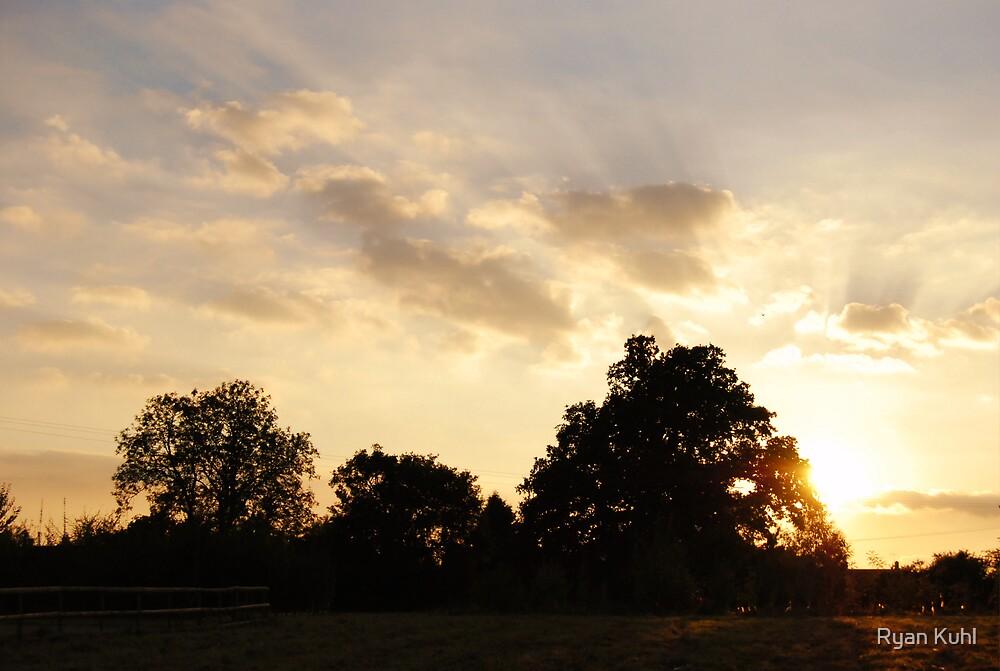 Sunset by Ryan Kuhl