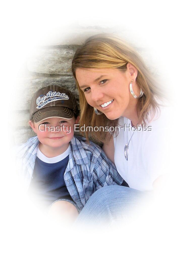 mommy & me by Chasity Edmonson-Hobbs