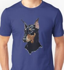 DOBERMAN - DOG Unisex T-Shirt