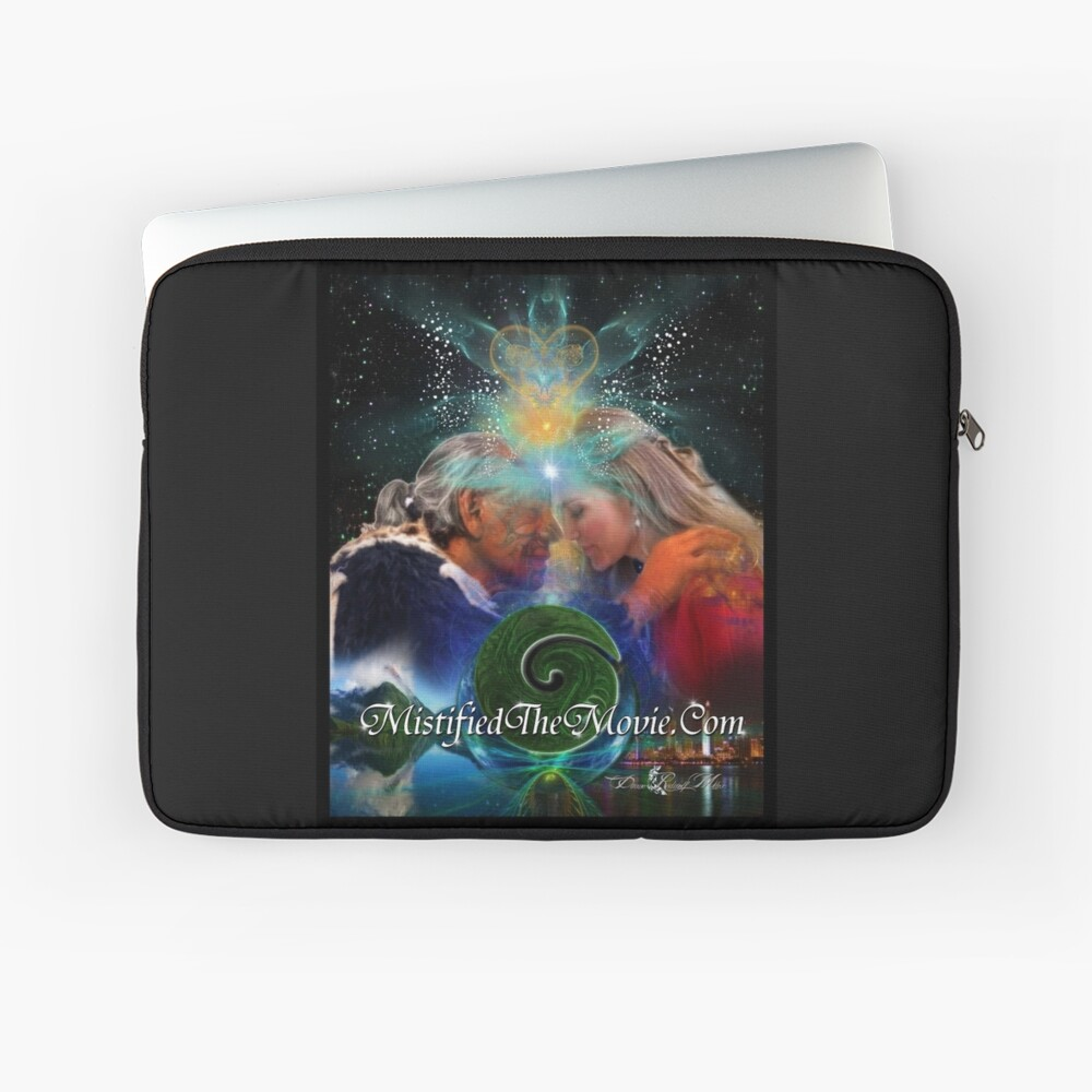 Sacred Connection Laptop Sleeve