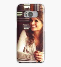 Kate Beckett Samsung Galaxy Case/Skin