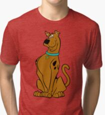 Scooby doo is back! Tri-blend T-Shirt