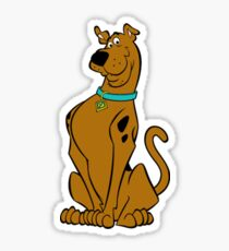 Scooby doo is back! Sticker