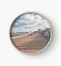 Kent Beach hut collection 2 Clock
