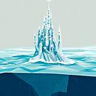 Iceberg Castle by Yetiland