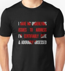 Crazy ex-girlfriend - I'm just a girl in love Unisex T-Shirt
